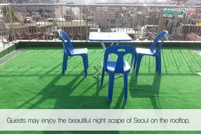 Colorful House in Itaewon_Gyeongnidan-gil
