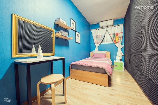 [Corona special price] 쉿, Hongdae style we only know! Single room (single bathroom use only)