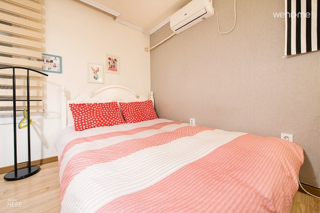 [Corona special price] 쉿, Hongdae style we only know! Family Room (private bathroom)