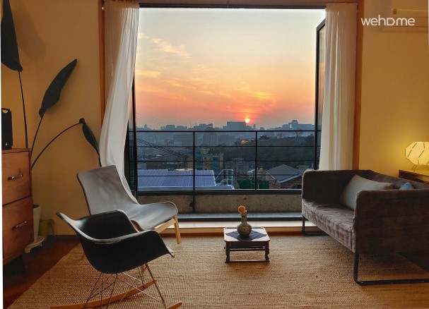 [Naksan Balcony] Luxury topfloor 3BR with great city view