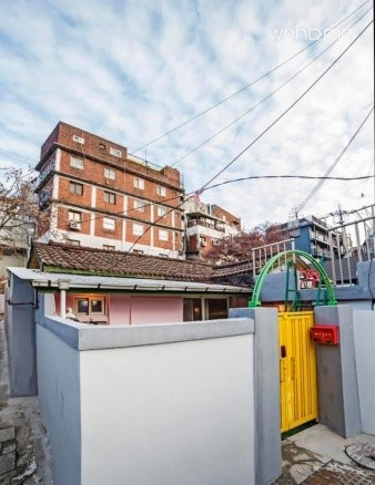 ►Self-expensive detached house ◀︎ Room 3/ Tue 2/ Yard/ Rooftop