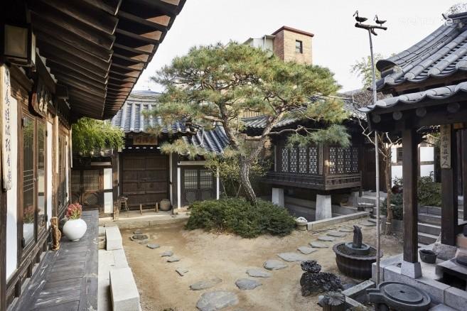 Rakkojae Seoul Hanok Hotel (Bukchon Hanok Village)